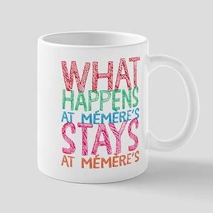 What Happens At Memere's Mugs
