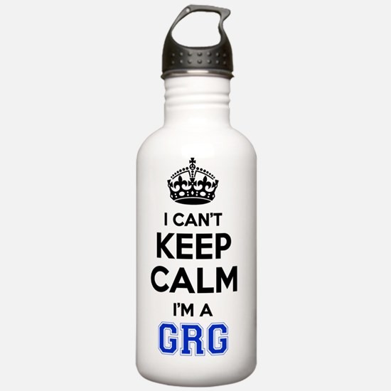 Funny Grg Water Bottle