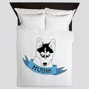 Mush Dog Queen Duvet