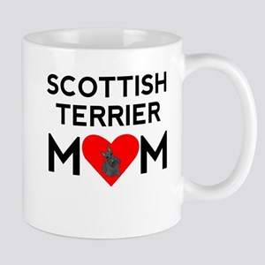 Scottish Terrier Mom Mugs
