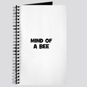 mind of a bee Journal