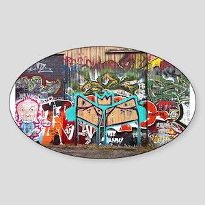 Street Graffiti Sticker