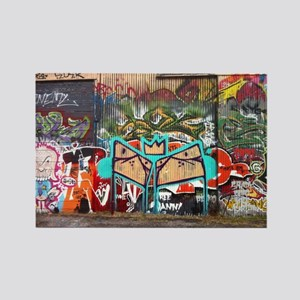 Street Graffiti Magnets