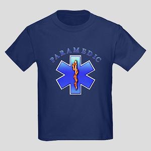 Paramedic Kids Dark T-Shirt