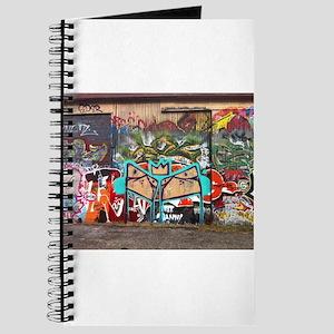 Street Graffiti Journal