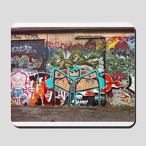 Street Graffiti Mousepad