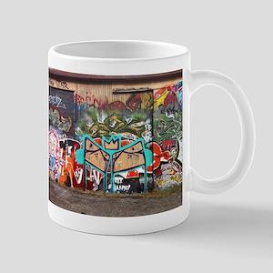 Street Graffiti Mugs