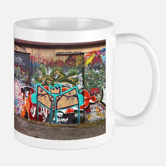 Street Graffiti Mugs