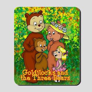 3 Bears Mousepad