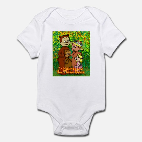 3 Bears Infant Bodysuit