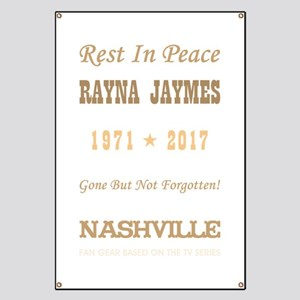 RIP RAYNA JAYMES Banner