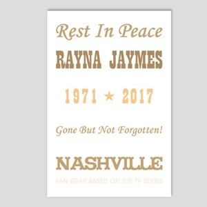 RIP RAYNA JAYMES Postcards (Package of 8)