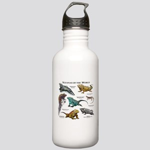 Iguanas of the World Stainless Water Bottle 1.0L