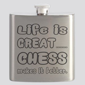 Life is Great.. Chess Makes it better. Flask