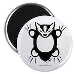 Doodlez Studios Badgee Magnet