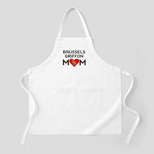 Brussels Griffon Mom Apron