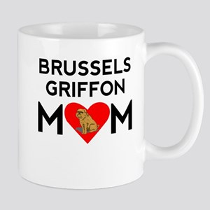 Brussels Griffon Mom Mugs