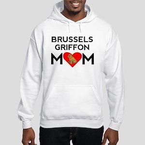 Brussels Griffon Mom Hoodie