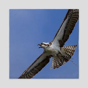 Osprey in Flight Queen Duvet