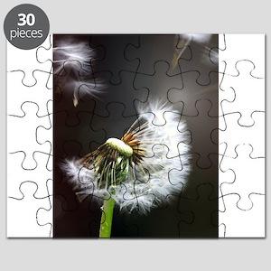 Dandelion blowing Puzzle