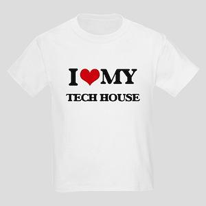 I Love My TECH HOUSE T-Shirt