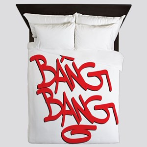 Bang Bang Queen Duvet