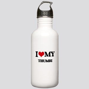 I Love My THUMRI Stainless Water Bottle 1.0L