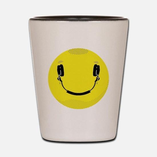 Smiley Shot Glass
