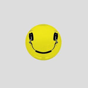 Smiley Mini Button