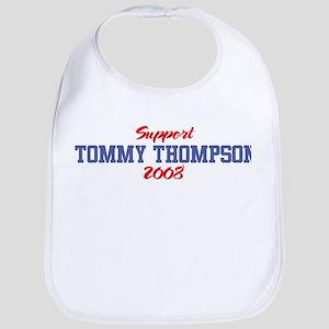 Support TOMMY THOMPSON 2008 Bib