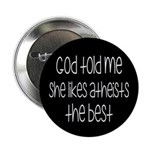 God Told Me She Likes Atheists 2.25
