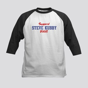 Support STEVE KUBBY 2008 Kids Baseball Jersey