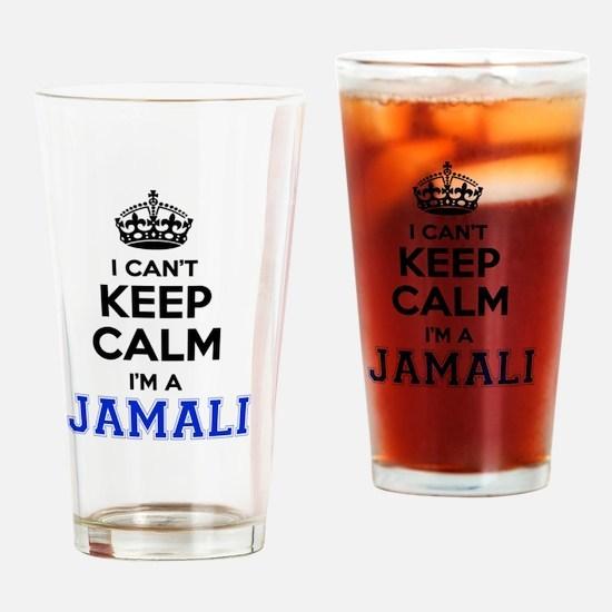 Funny Jamali Drinking Glass
