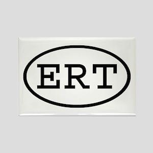 ERT Oval Rectangle Magnet
