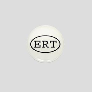 ERT Oval Mini Button