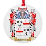 Hogsflesh Round Ornament