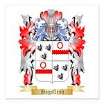 Hogsflesh Square Car Magnet 3