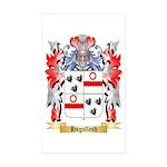 Hogsflesh Sticker (Rectangle 50 pk)
