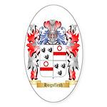 Hogsflesh Sticker (Oval 50 pk)