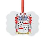 Hogsflesh Picture Ornament