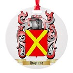 Hoglund Round Ornament