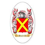 Hoglund Sticker (Oval 50 pk)