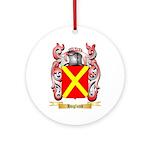 Hoglund Ornament (Round)