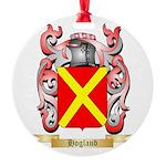 Hogland Round Ornament