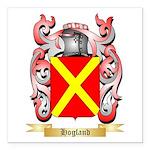 Hogland Square Car Magnet 3