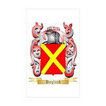 Hogland Sticker (Rectangle 10 pk)