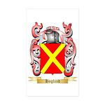 Hogland Sticker (Rectangle 50 pk)