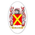 Hogland Sticker (Oval 50 pk)