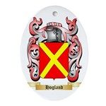 Hogland Ornament (Oval)