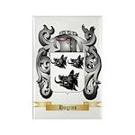 Hogins Rectangle Magnet (10 pack)